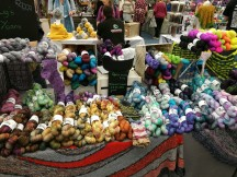 Lovebug's Yarn stall